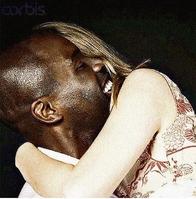 Jamaican man white woman